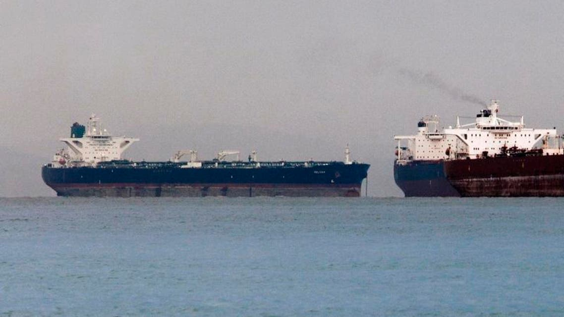 China, Iran's largest oil client, imported 564,536 barrels per day of crude last month (Reuters)