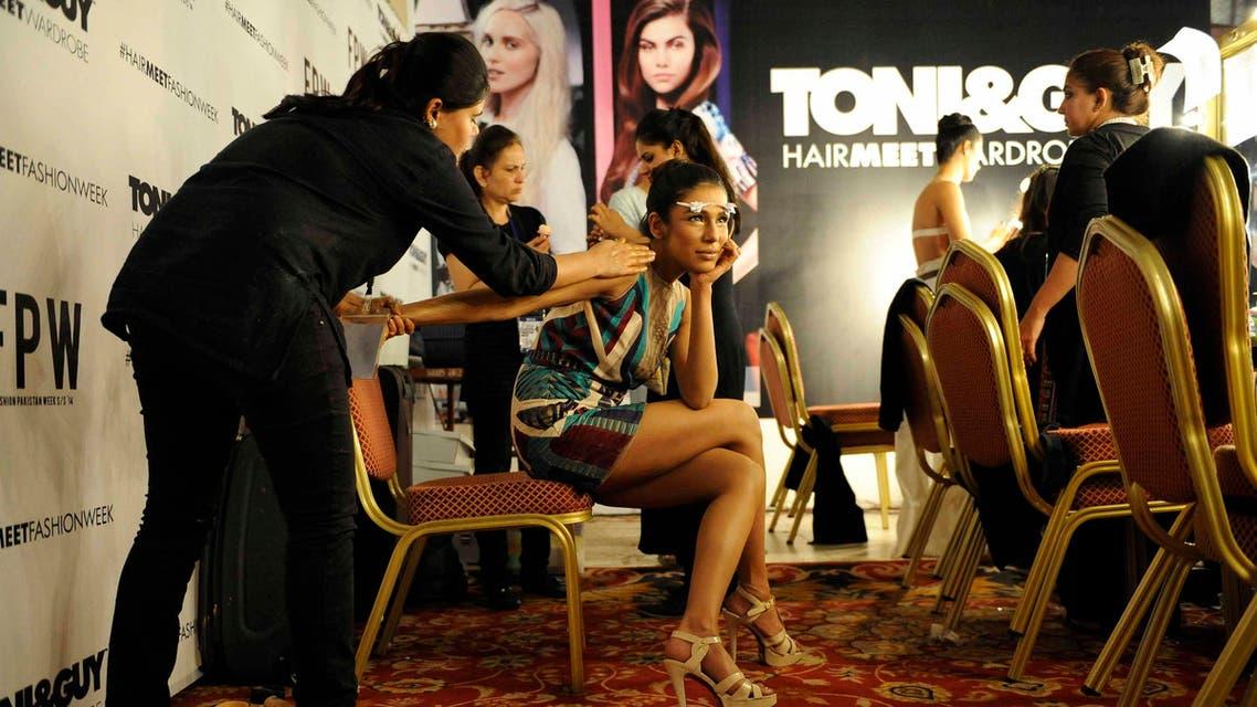 Pakistan fashion week 2014