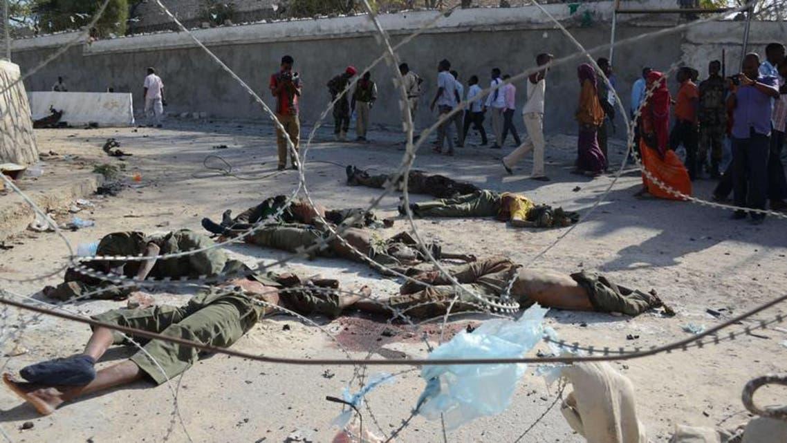Somalia Killings