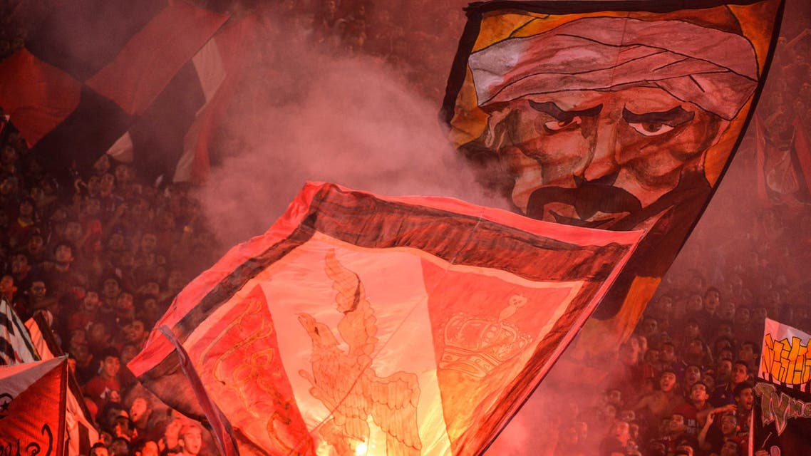 Despite triumph, Ahly fans clash with police in Cairo