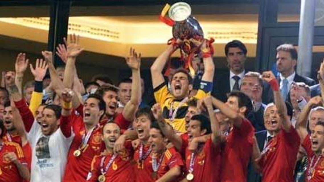 إسبانيا بطل أوروبا