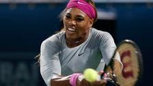 Serena upset by Cornet in Dubai semis, Venus wins