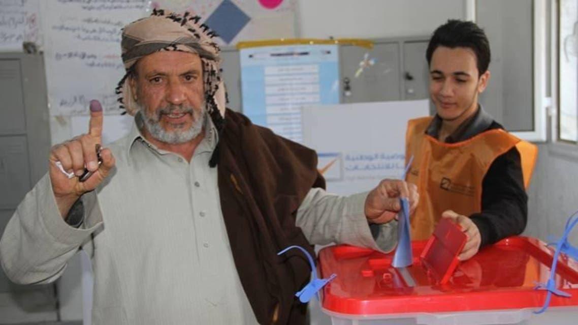 اقتراعات ليبيا