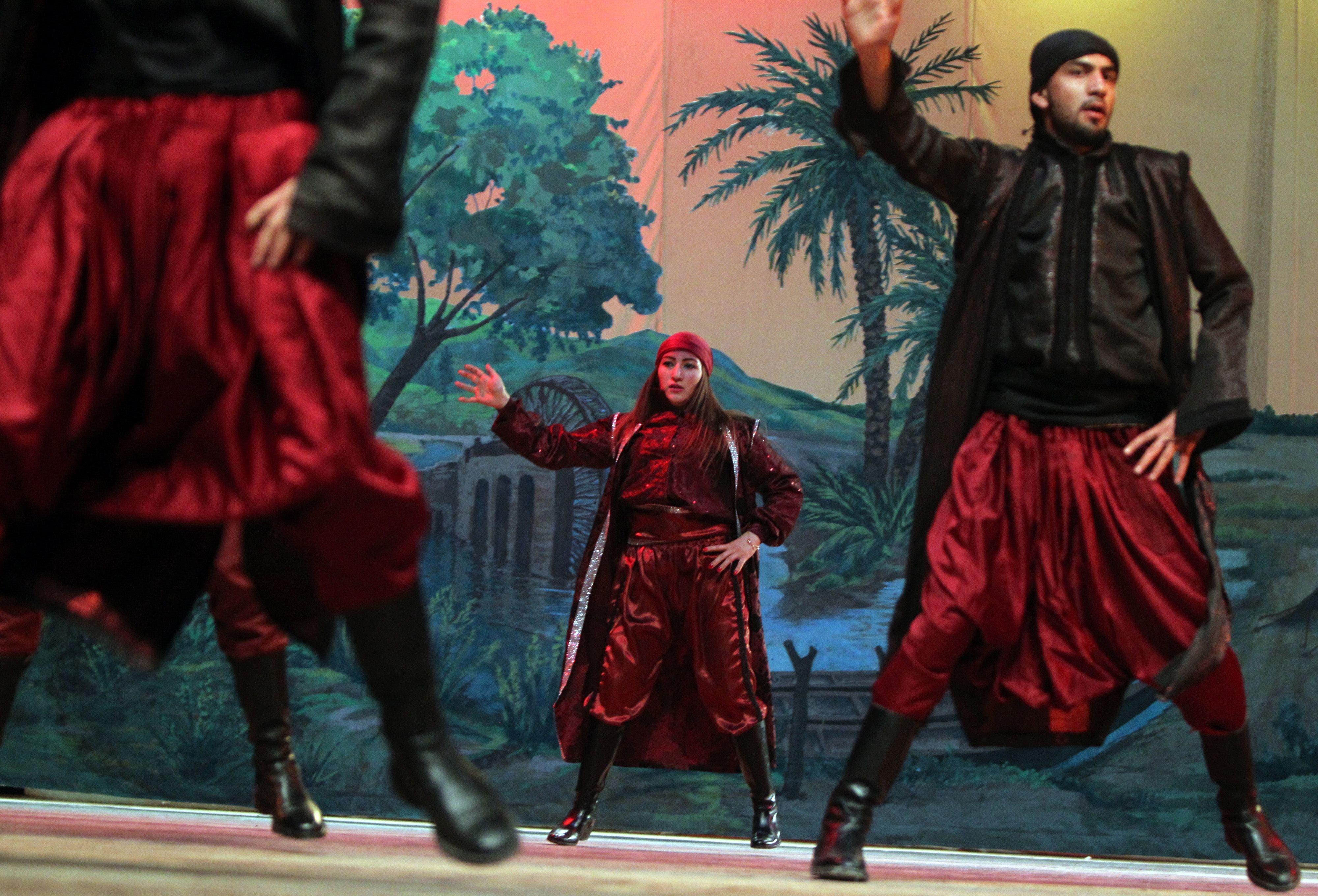 Capital of Arab Culture festival