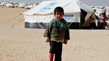 Syrians in remote tented settlement feel abandoned