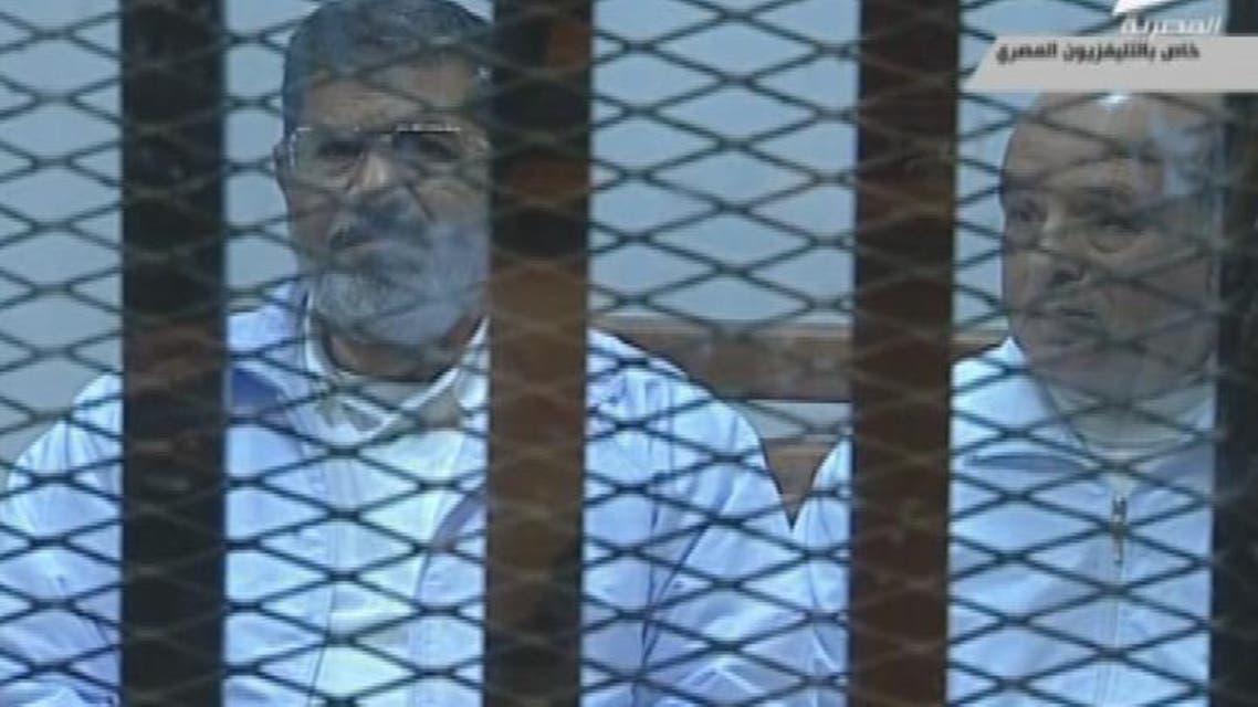 THUMBNAIL_ مرسي أمام المحكمة للمرة الثانية في قضية وادي النطرون