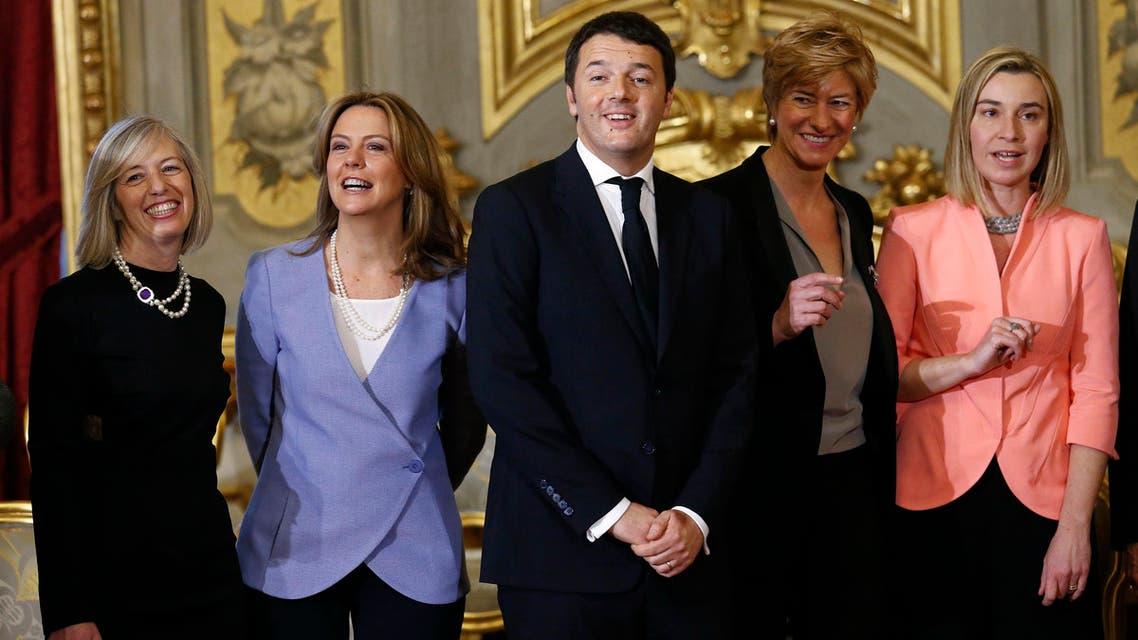أصغر حكومة إيطالية
