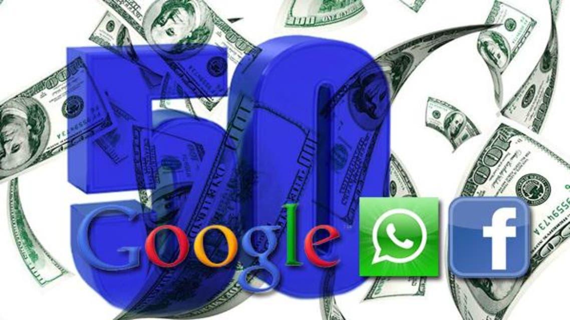صفقات تكنولوجية بــ50 مليار دولار في شهرين
