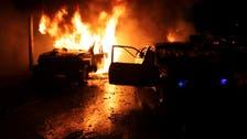 Al-Nusra front in Lebanon claims suicide attack