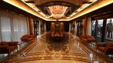 Ukrainians tour Yanukovich's empty luxury estate