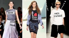 Dress à la mode: The irreplaceable tee-shirt