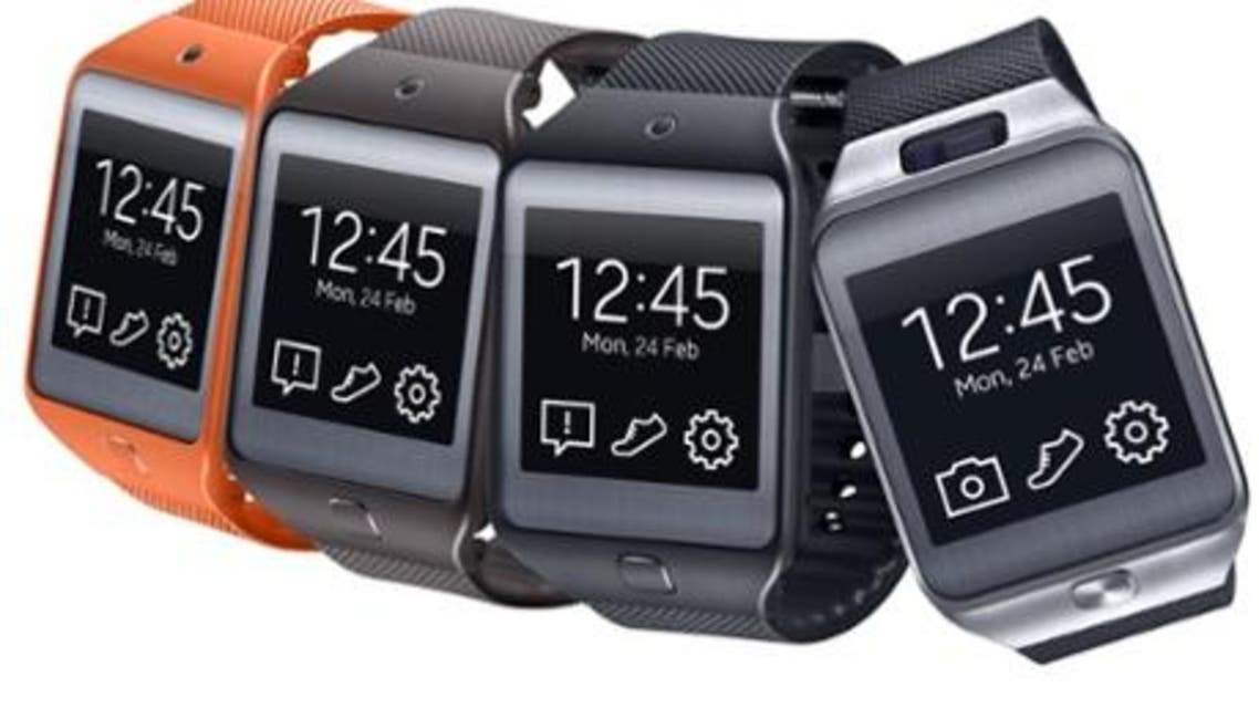 Samsung's updated Gear 2 smartwatches are slimmer and lighter with integrated heart rate monitor.
