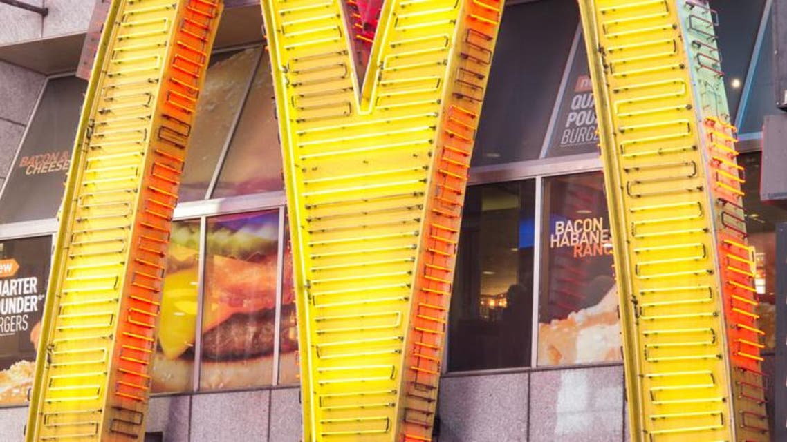 McDonald's in New York's Times Square. While the U.S. fast food giant has no prescence in the communist country, Kim Jong-un found a way to get his hands on contraband Big Mac burgers from the chain. (Shutterstock)