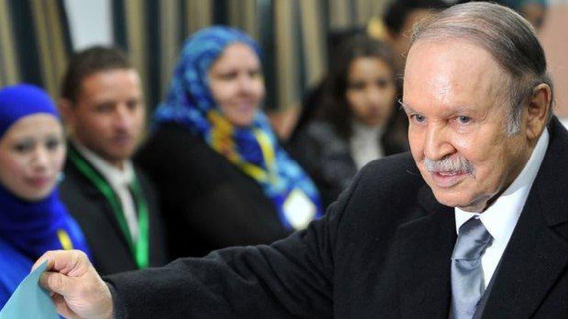 عبدالعزيز بو تفليقة