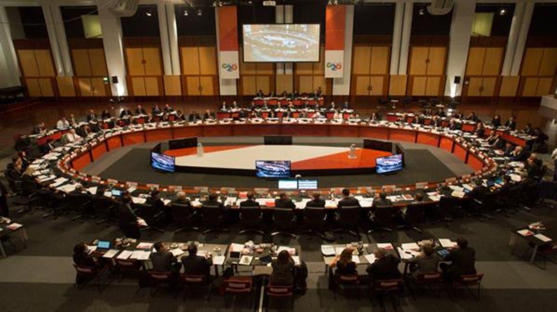 مجموعة العشرين أستراليا 2014