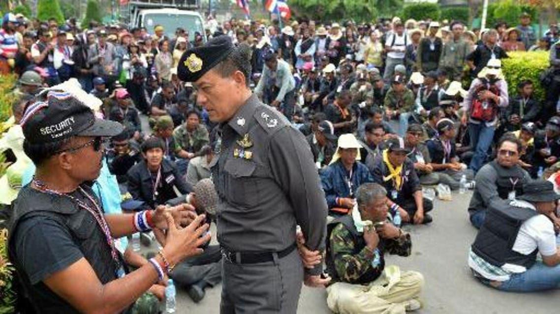 تظاهرة للمعارضة التايلاندية في بانكوك
