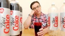 Always Coca Cola? UK diet soda addict raises concerns in Mideast
