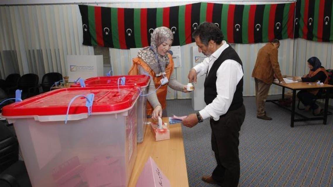 انتخابات في ليبيا