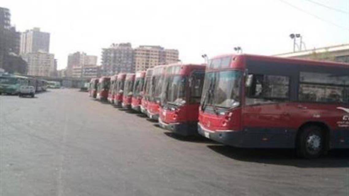 إضراب النقل في مصر