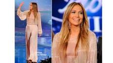 Jennifer Lopez wears Dubai-based designer's outfit