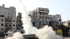Food rations reach truce areas in Damascus