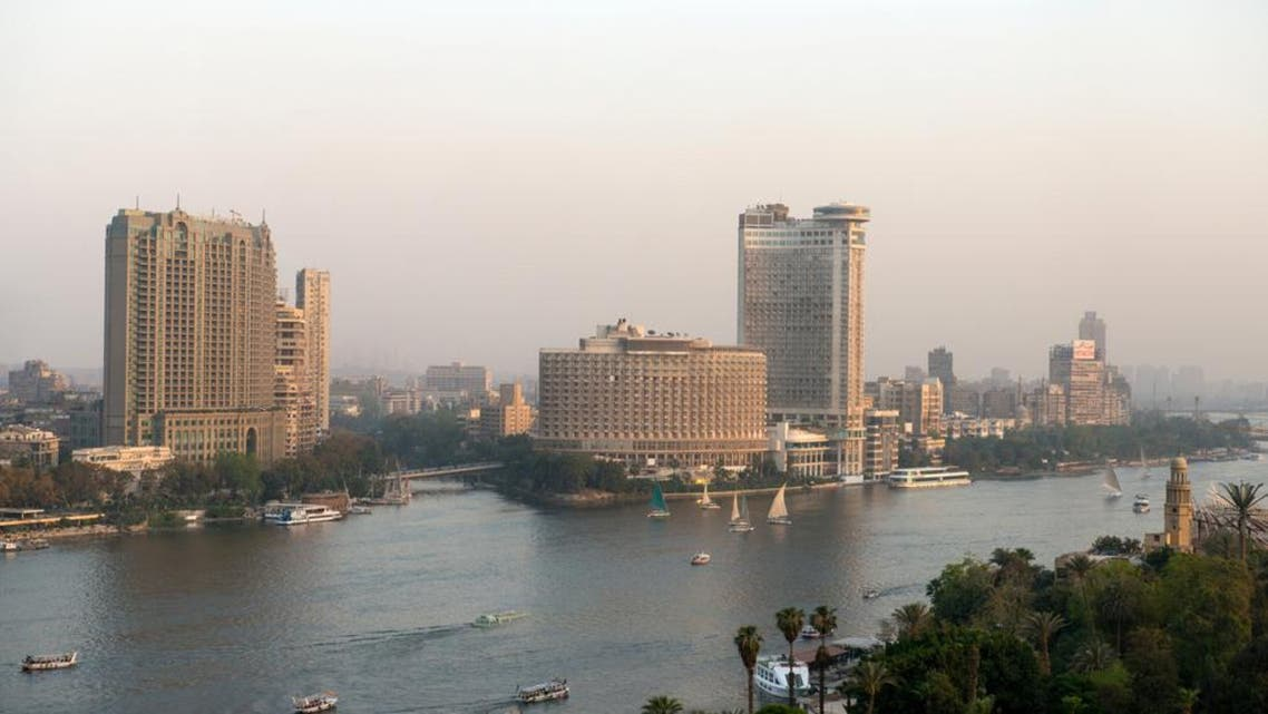cairo general view reuters