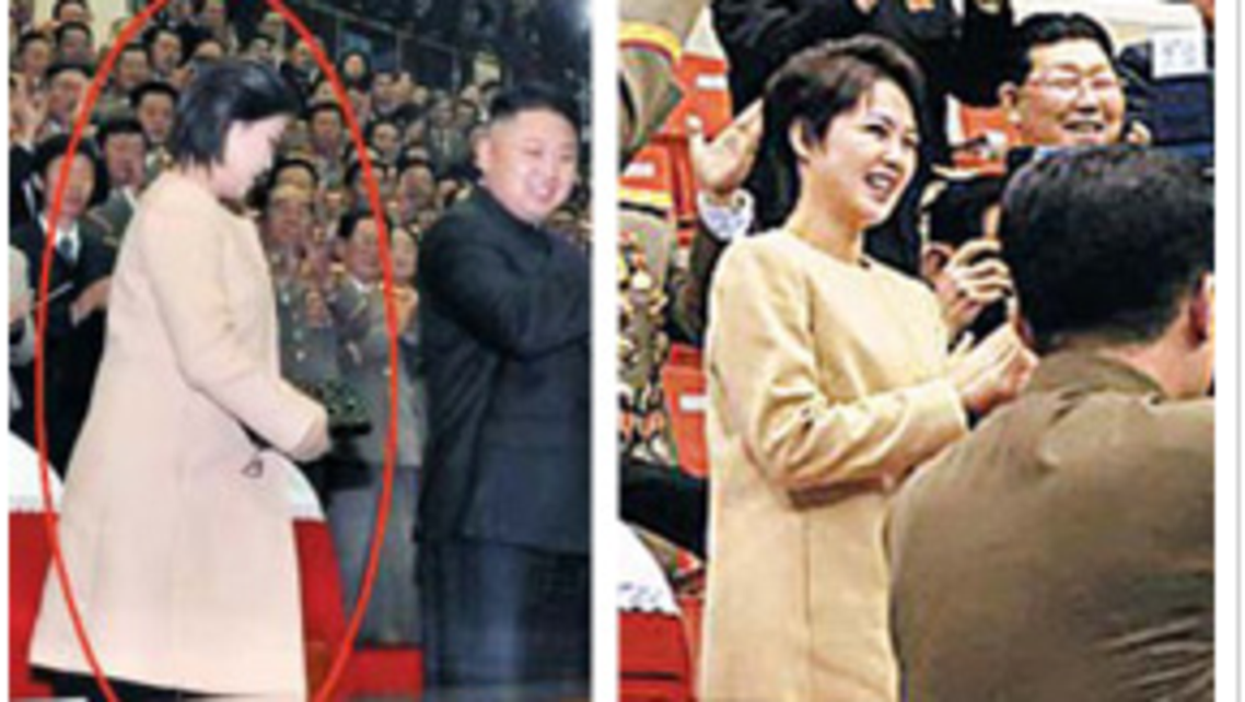 (Photo courtesy of Rodong Sinmun)
