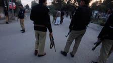 پشاور میں ایرانی قونصل خانے کے قریب خود کش حملہ