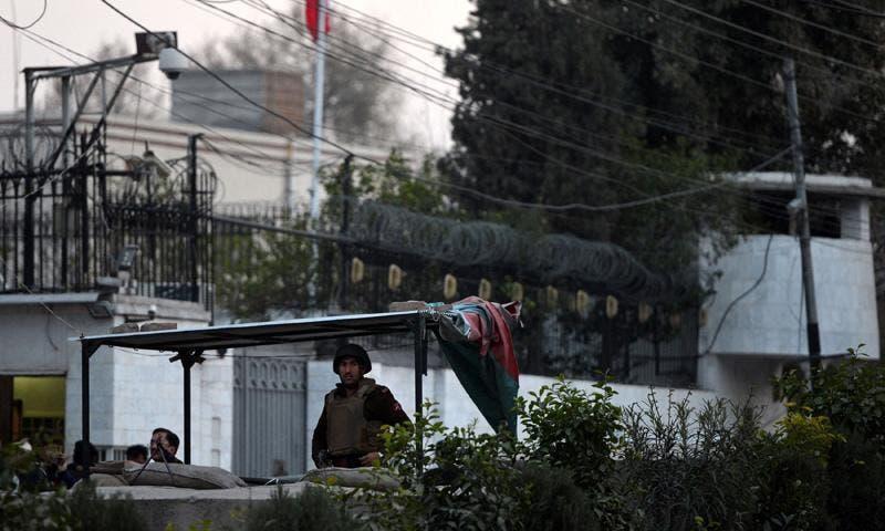 کنسولگری ایران در پیشاور