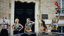 After Tunisia, 'sextremist' Femen talk Ukraine