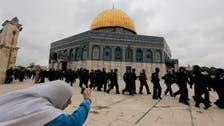 مسجد اقصی: اسرائیلی پولیس کا مسلمانوں پر گرینیڈز سے حملہ