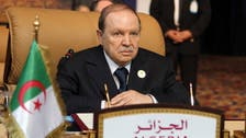 Algeria opposition parties slam Bouteflika re-election bid