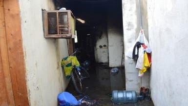 وفاة ثلاثة أطفال في حريق بذهبان في جدة