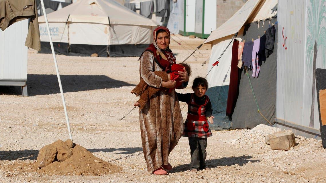 syria refugee children reuters