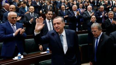 أردوغان يتوعد بمعاقبة المسؤولين عن تسجيله المسرب