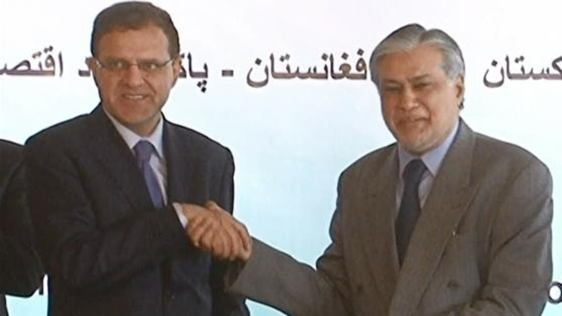 افغانستان-پاکستان