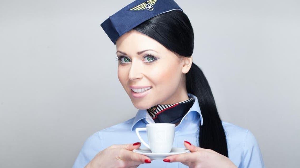air hostess shutterstock