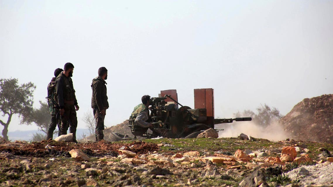 syria army reuters