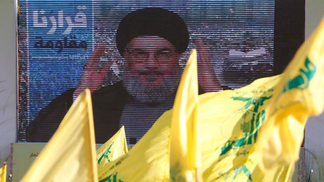 nasrallah reuters