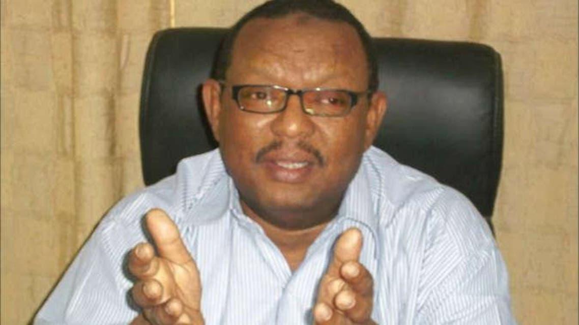 رئيس تحرير صحيفة إيلاف السودانية خالد التجاني