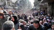 Media abuzz over 'apocalyptic' Yarmouk refugee camp photo