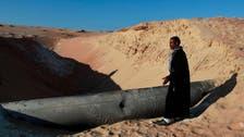 Egypt militants blow up Sinai gas pipeline