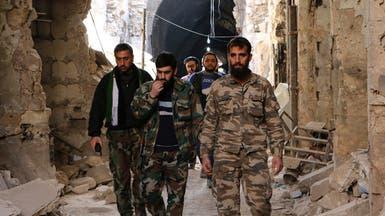 """مقاتلون: سنلقي السلاح إن لم نحصل على دعم لصد """"داعش"""""""