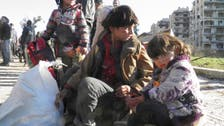 U.N. calls on Syrian warring sides to allow aid flow