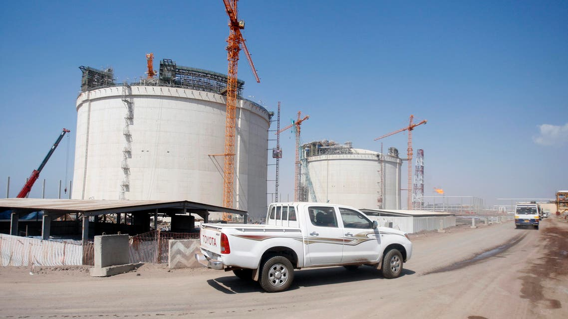 Yemen LNG Reuters