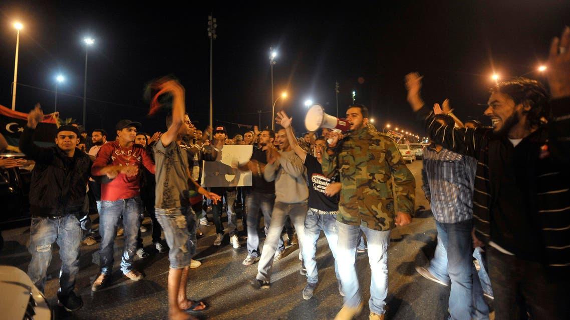 benghazi protest reuters