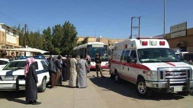 إصابة طالبتين ومعلمة بعد حريق اندلع بمدرسة بنات