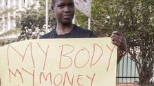 Pro-miniskirt protesters in Uganda stopped short by police
