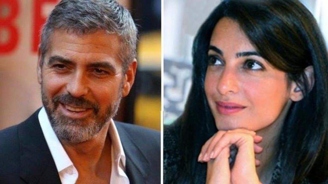 Hollywood heartthrob George Clooney may insist she's just a friend, but recent sightings of the pair may suggest otherwise. (Photo courtesy: Facebook)