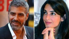 Mideast media joins frenzy over Clooney engagement